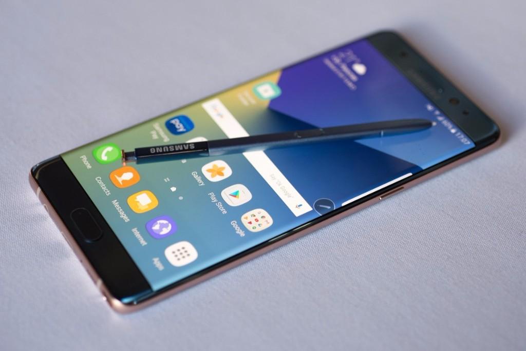 Kết quả hình ảnh cho Galaxy Note 8